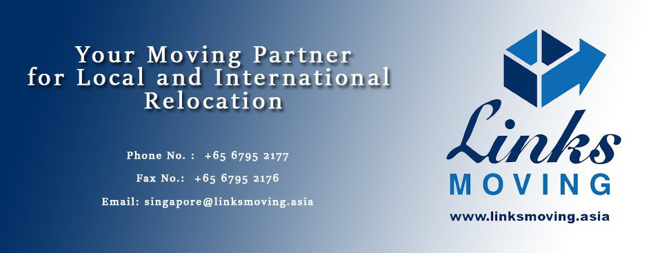 Links Relocation (Singapore) Pte Ltd cover