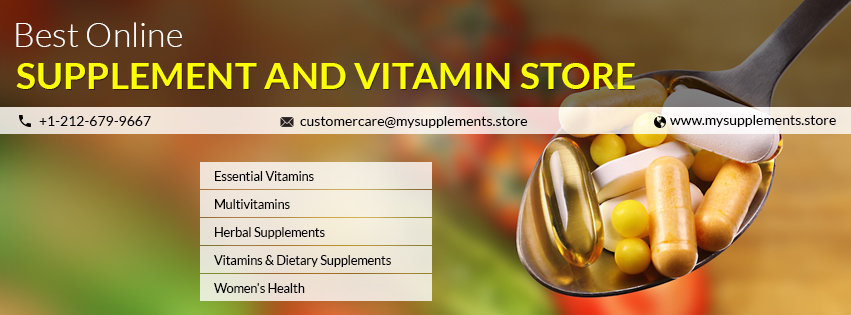 Best online supplements store cover