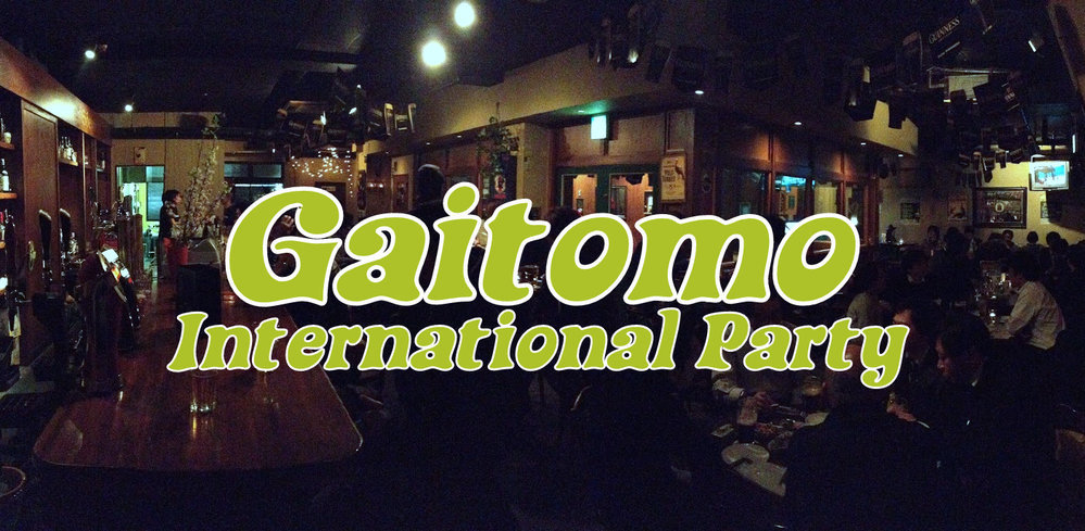 7/1Gaitomo Original International Party cover