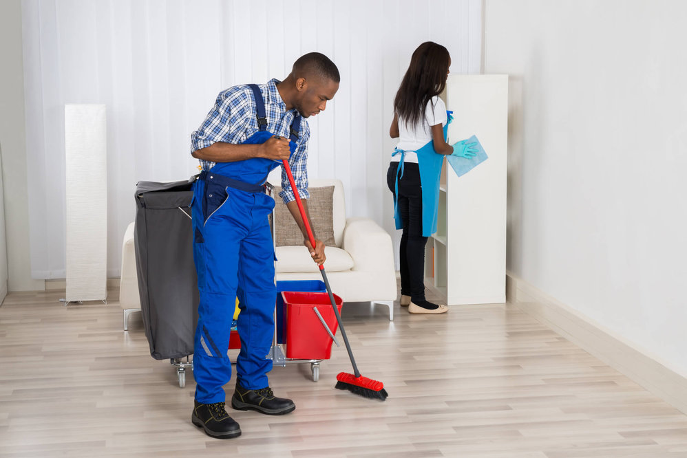 Daniela Cleaning Services cover