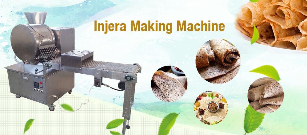 Automatic Injera Making Machine  cover