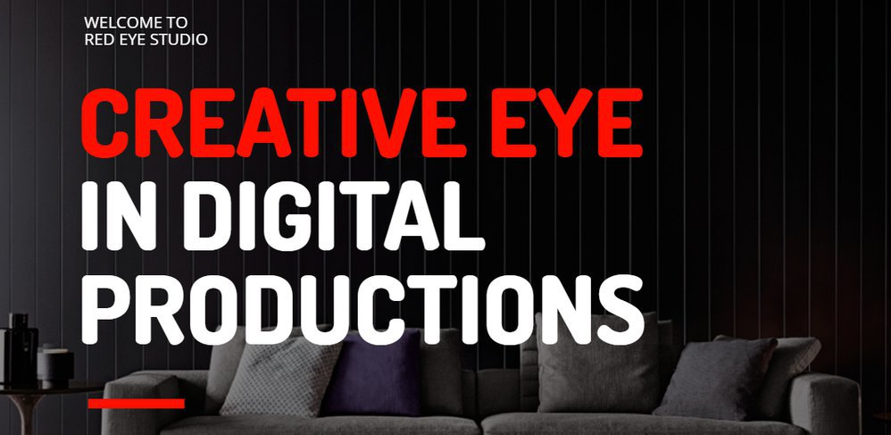Red Eye Studio | Graphics Designing | Motion Graphics | Digital Media cover