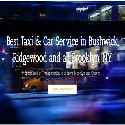 Taxi-Car Service Bushwick cover