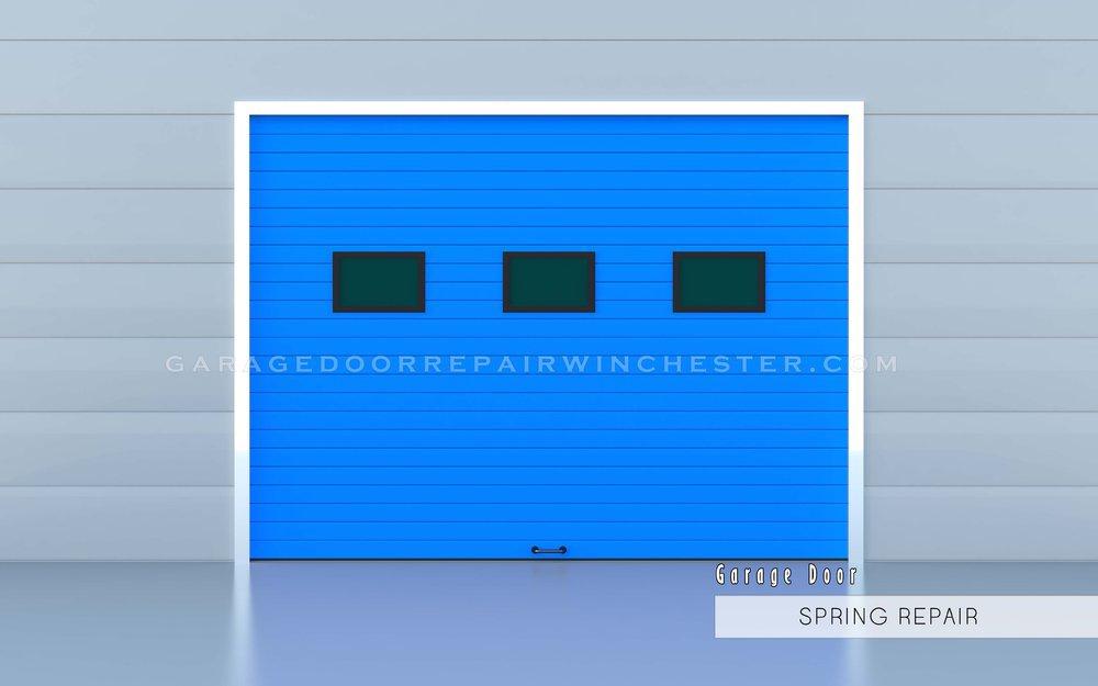 Winchester Precise Garage Door cover