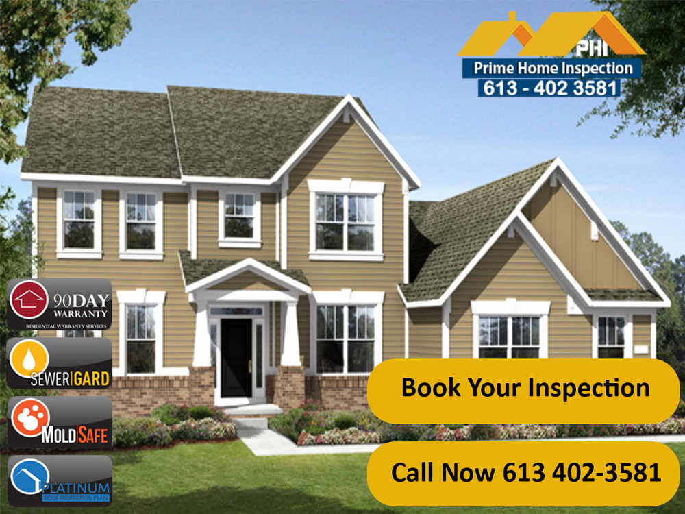 Home Inspectors Ottawa | Prime Home Inspection cover