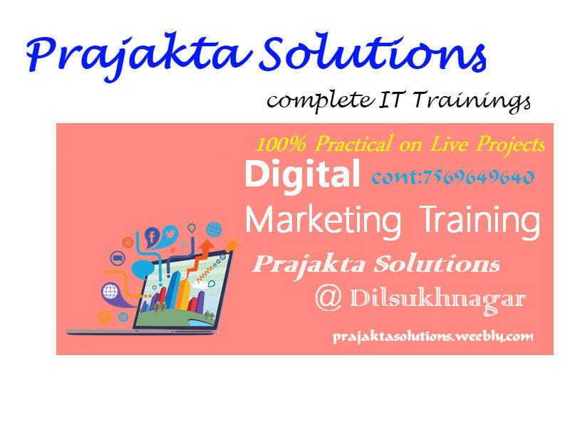 Prajakta Solutions cover