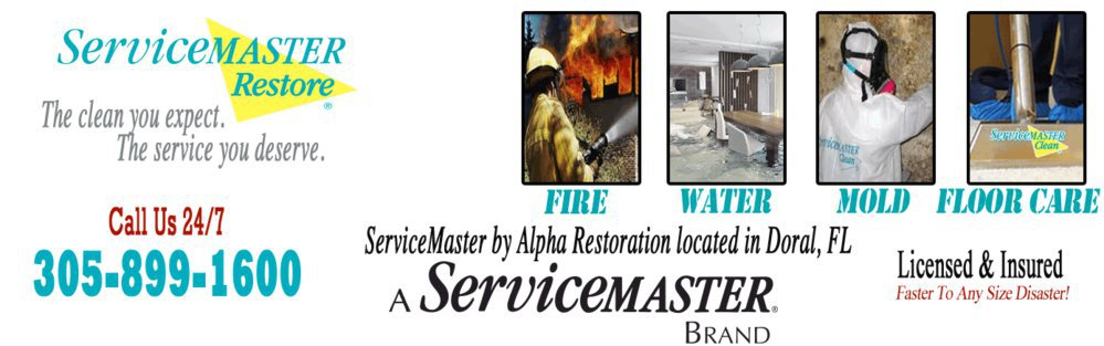 ServiceMaster by Alpha Restoration cover