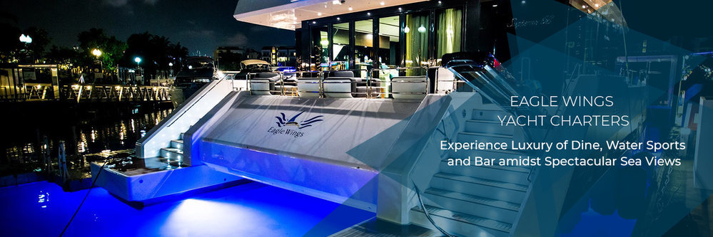 EagleWings Yacht Charters Pte Ltd cover