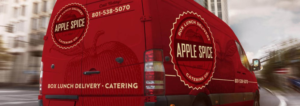 Apple Spice Box Lunch Delivery & Catering Co. cover