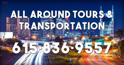 All Around Tours and Transportation cover