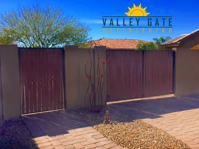 Valley Gate Refinishing cover