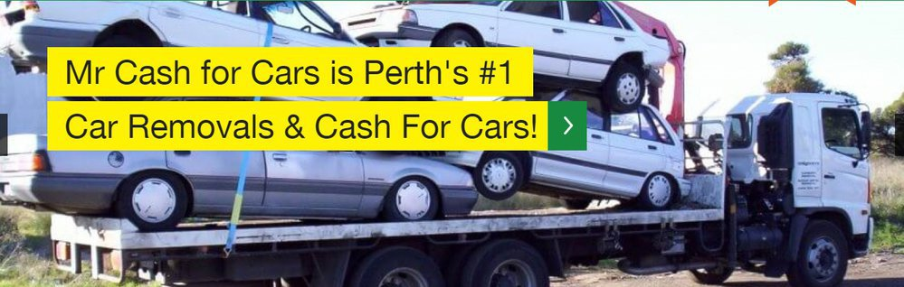 Mr Cash For Cars Perth cover