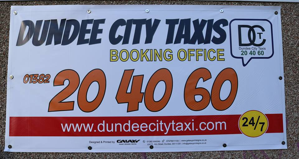 Dundee City Taxis cover