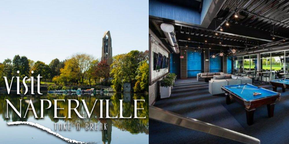 Naperville, IL, USA cover