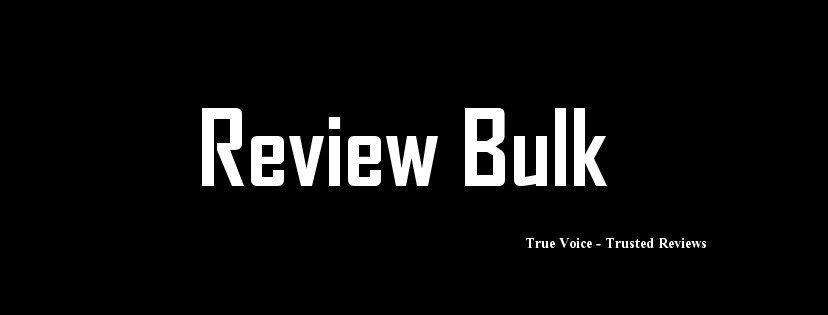 Reviewbulk cover