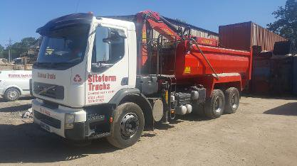 Siteform Trucks Ltd cover