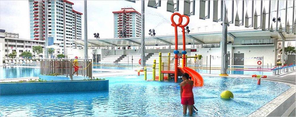 Heartbeat @ Bedok Swimming Complex  cover