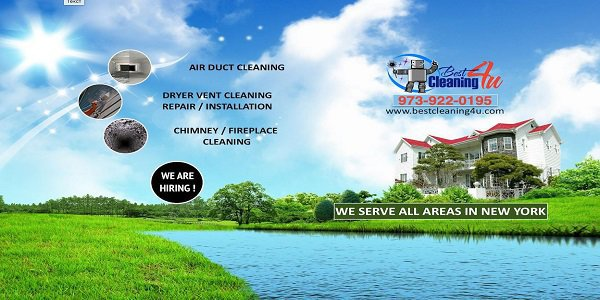 Air Duct & Dryer Vent Cleaning Amityville cover