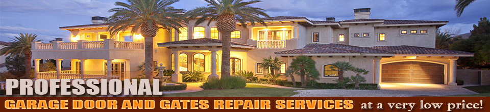SFV Garage Repair Services cover