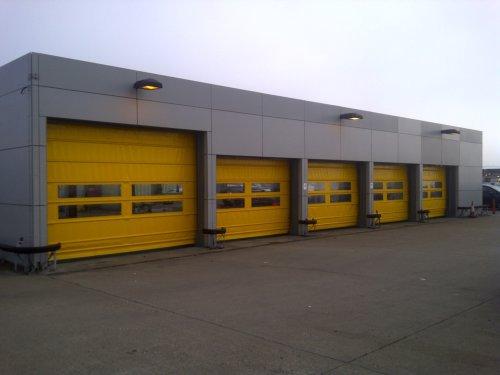 UK Rapid Door Systems cover