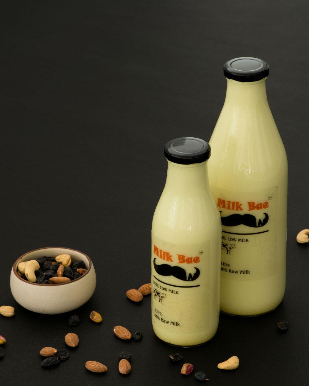 Milk Bae cover