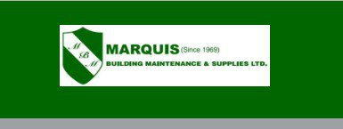 Marquis Building Maintenance & Supplies cover
