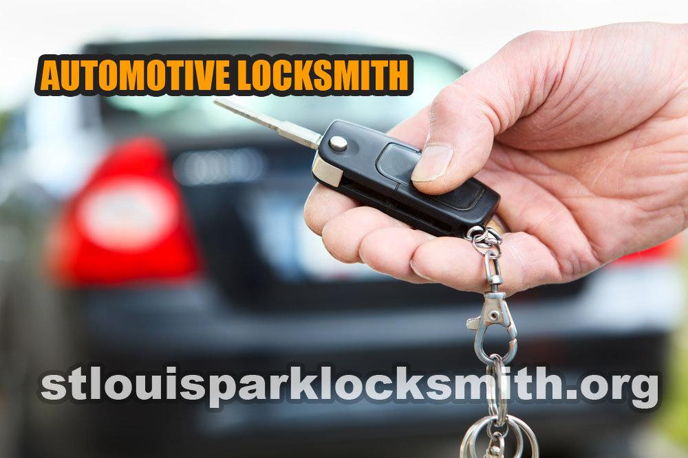 St Louis Park Locksmith Pro cover