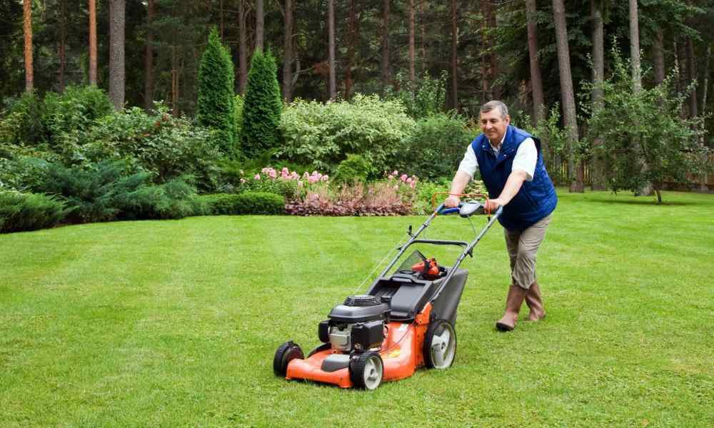 Lawn Mowing Cairns cover