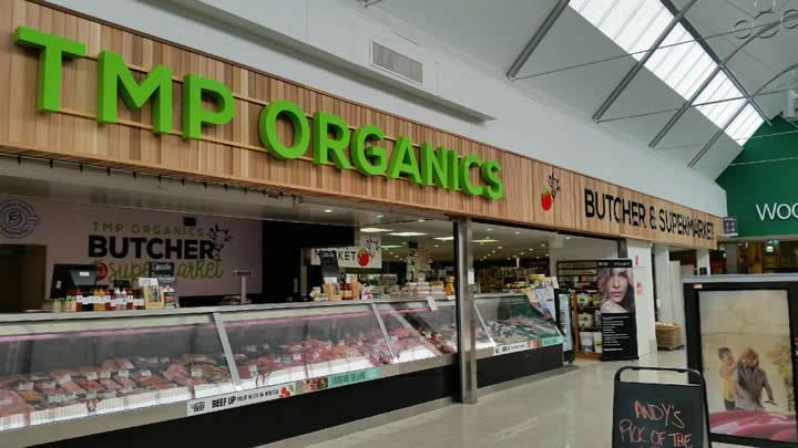 TMP Organics Butcher & Supermarket cover