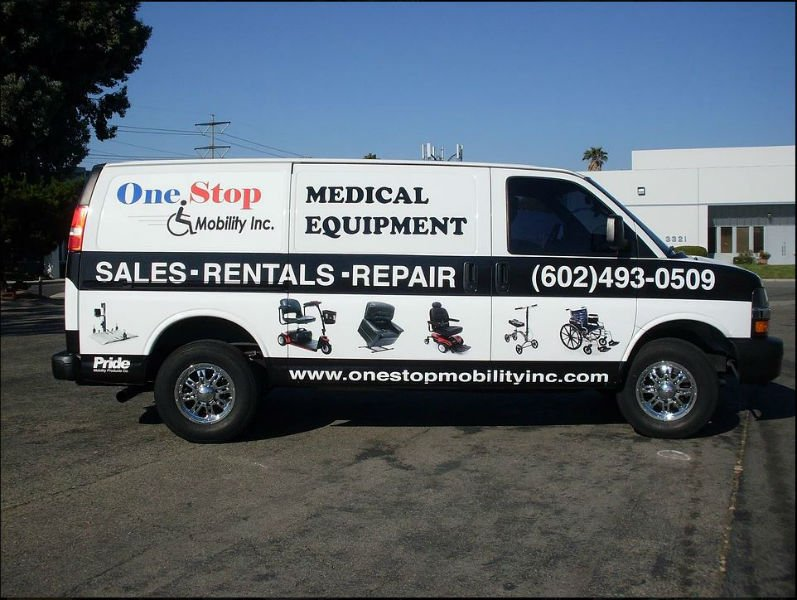 One Stop Mobility cover