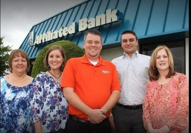 Affiliated Bank cover
