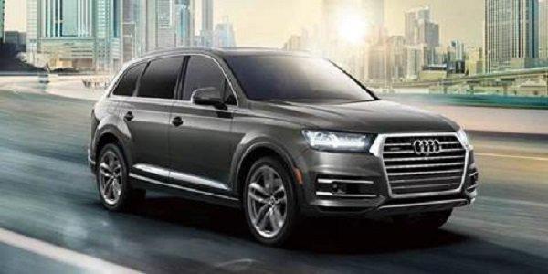 Audi Lease cover