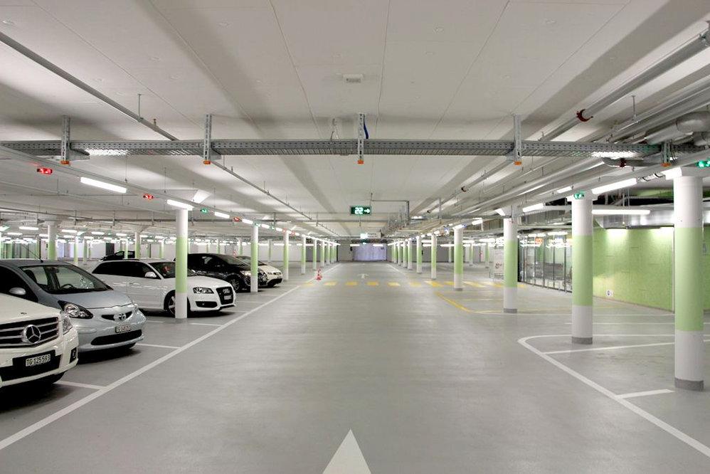 CASS Parking cover