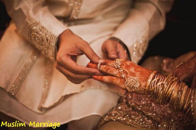 Muslim Wedding cover