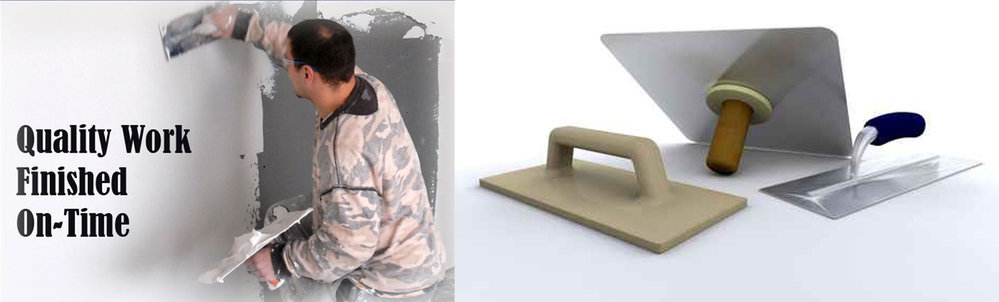 M A Bell Plastering cover