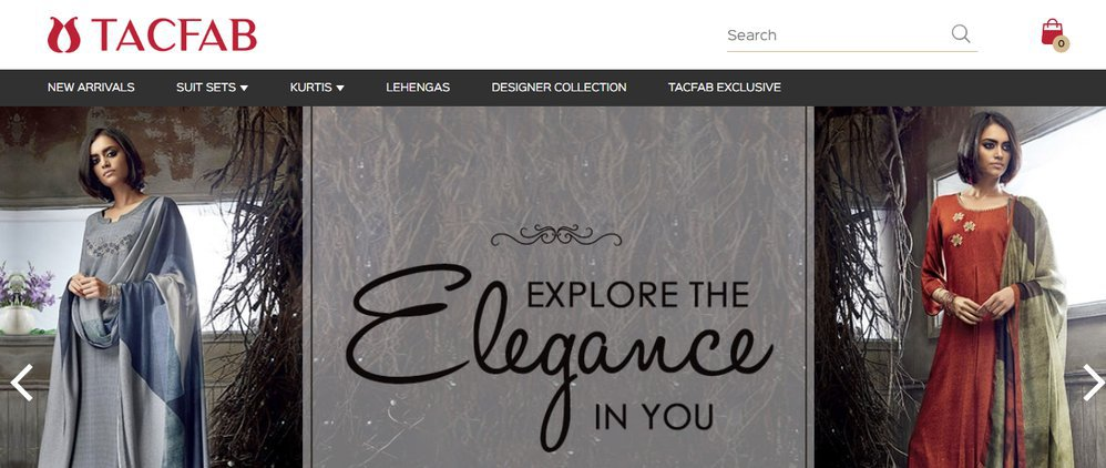 Tacfab Fashions Pvt Ltd cover