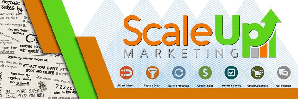 Scale Up Marketing Pte Ltd cover