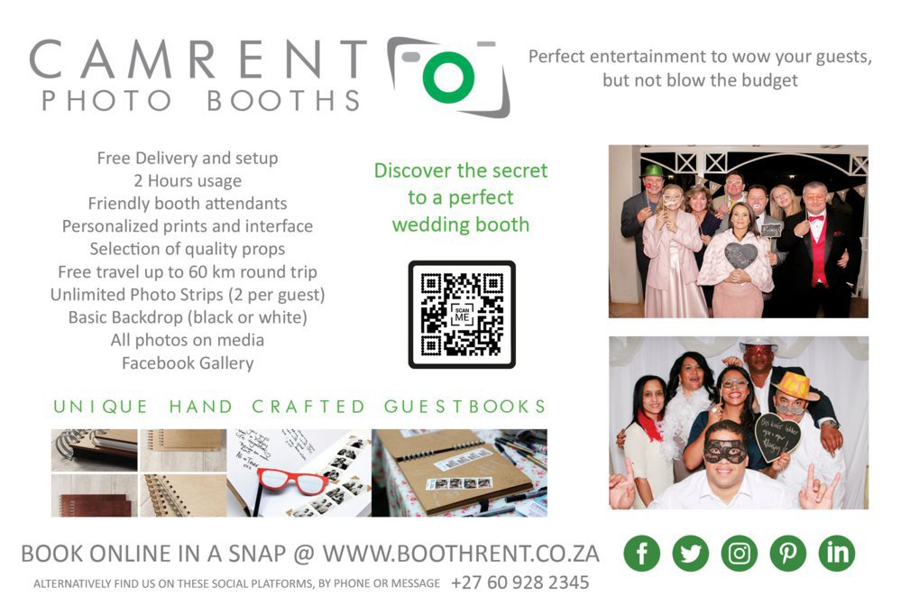 Camrent Photo Booths cover