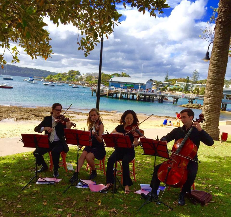 Sydney Ensemble cover