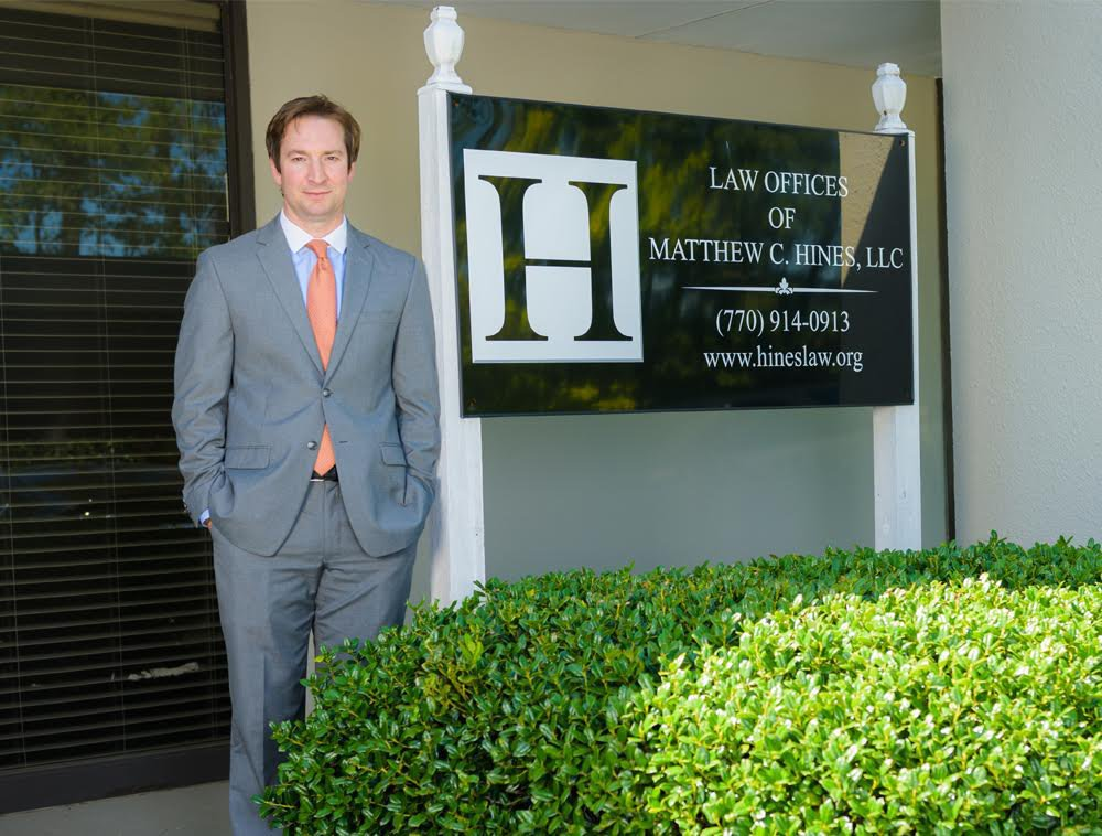 Law Offices of Matthew C. Hines cover