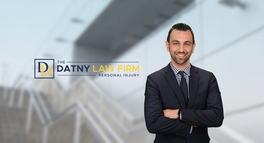The Datny Law Firm cover