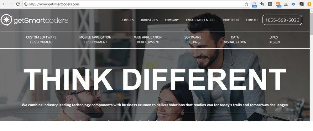 getSmartcoders - Software Development Company cover