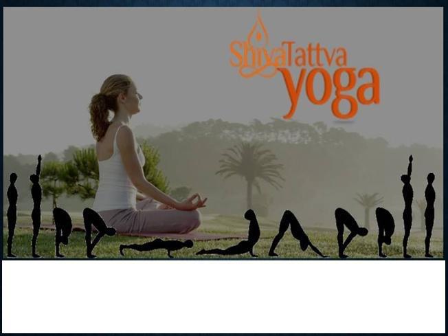 Shiva Tattva Yoga School cover