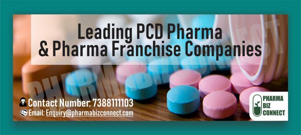 PCD Pharma Franchise - PharmaBizConnect cover