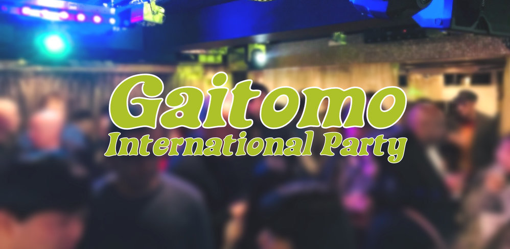7/7Gaitomo Original International Party cover