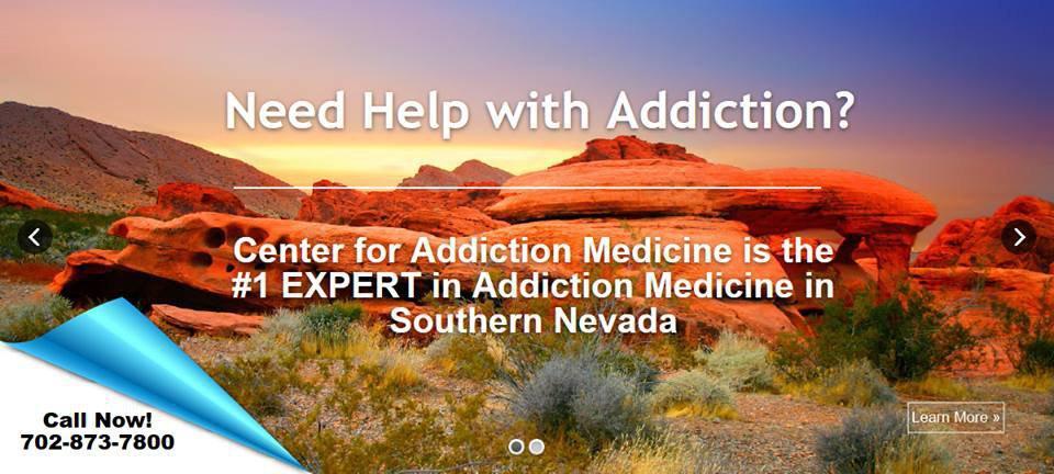 Center for Addiction Medicine cover