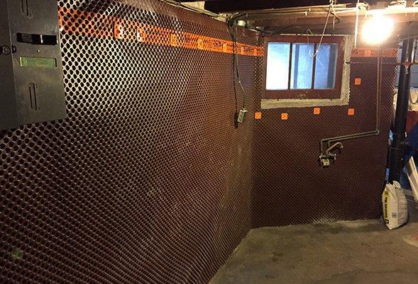 CR Basement Waterproofing cover