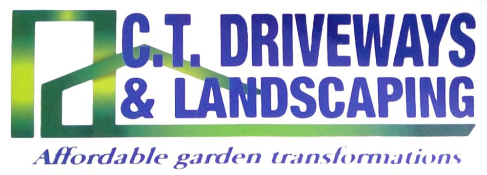 C T Driveways & Landscaping cover