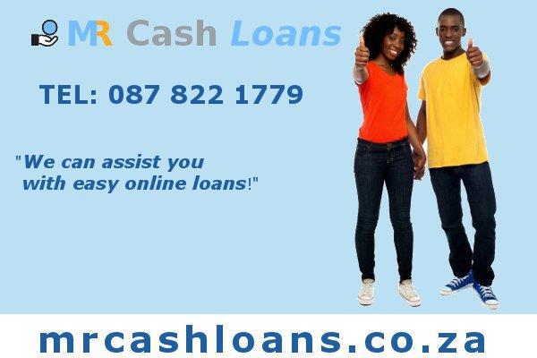 Mr Cash Loans cover