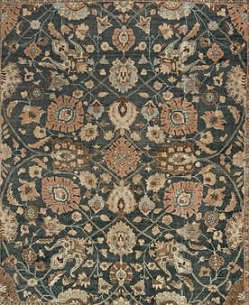 Persian Rugs & Carpets cover